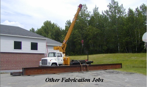 Other Fabrication Jobs